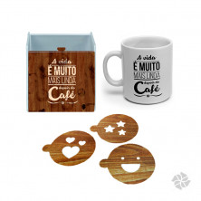 KIT CAFÉ DEPOIS DO CAFÉ